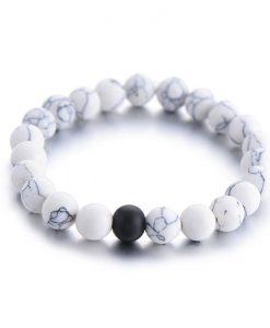 Bracelet yin yang 2
