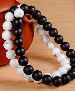 Bracelet yin yang 4