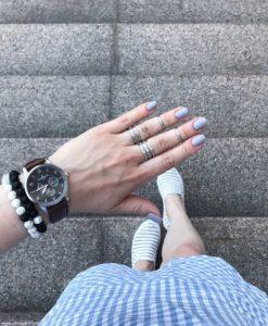 Bracelet yin yang 5