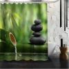 Rideau de douche bambou zen – 6