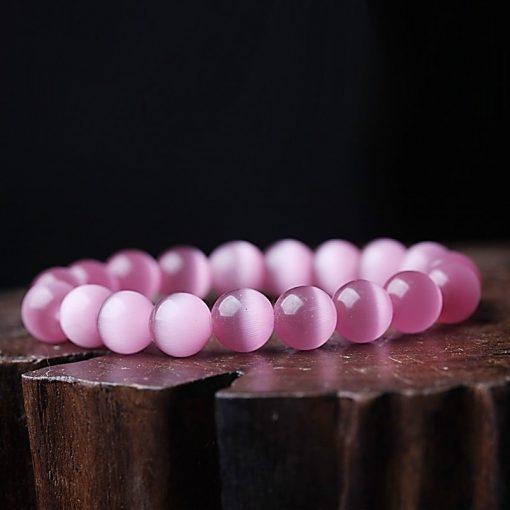 bracelet-en-opale-rose-vue-de-profil