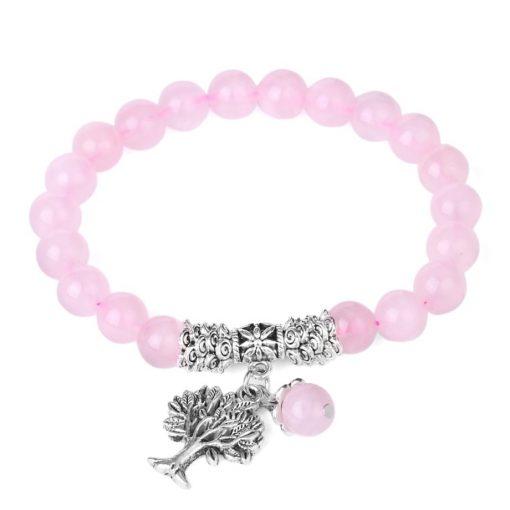 bracelet_en_quartz_rose_arbre_de_vie