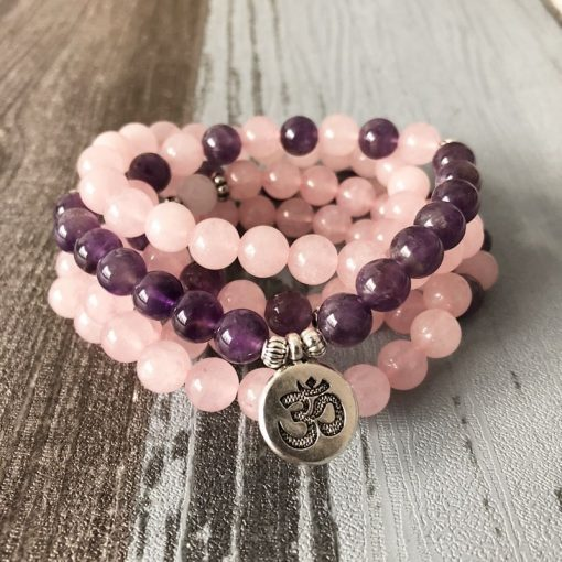 bracelet_mala_en_quartz_rose_et_amethyste_version_ohm