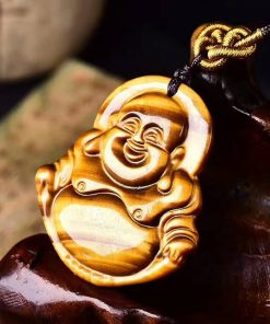 pendentif-en-oeil-de-tigre-avec-bouddha-vue-de-profil