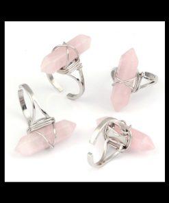 bague-quartz-rose-bitermine-sous-differentes-vues