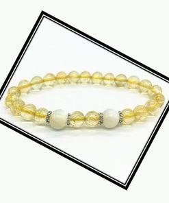 bracelet-citrine-pour-femme-vue-de-face
