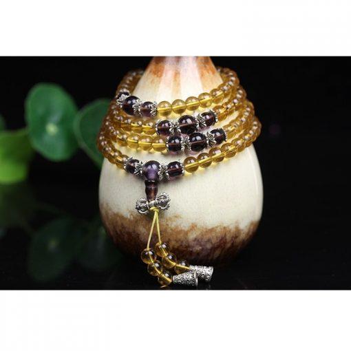 bracelet-mala-citrine-avec-108-perles