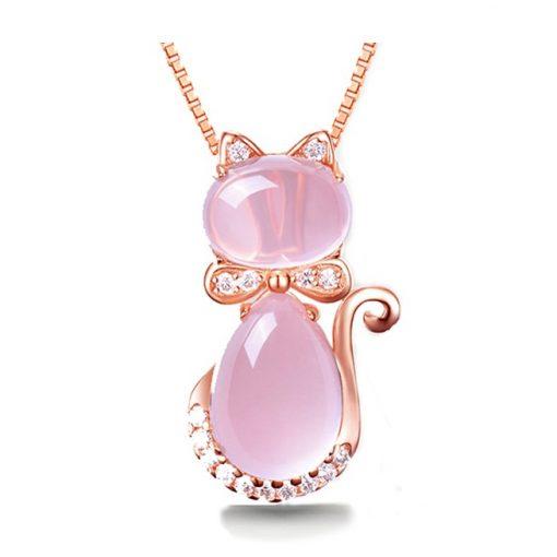 collier-avec-opale-rose